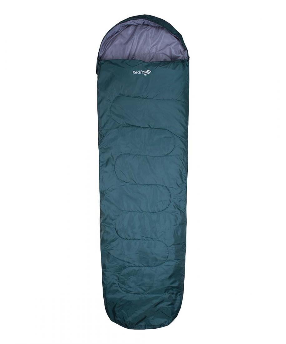 Спальный мешок F&amp;T rightСпальные мешки<br>Спальный мешок имеет удобный подголовник, который при необходимости можно затянуть в форме капюшона для большего сохранения тепла.<br><br>материал: Polyester 190T W/P<br>подкладка: Polyester 190T W/P<br>утеплитель: Vario Dry 2*...<br><br>Цвет: Зеленый<br>Размер: XL Long