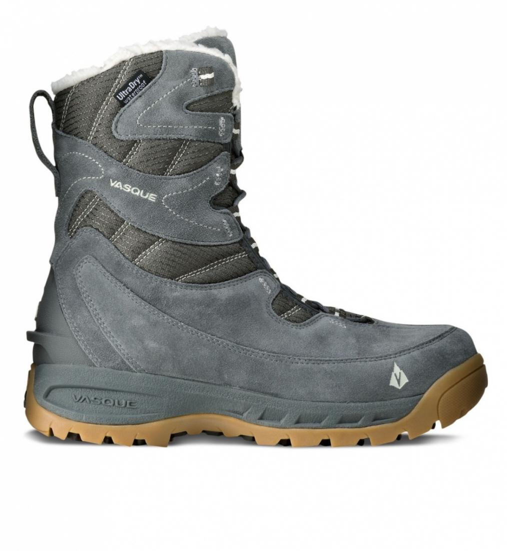 Ботинки 7805 Pow Pow UD жен.Треккинговые<br><br><br>Цвет: Серый<br>Размер: 7.5