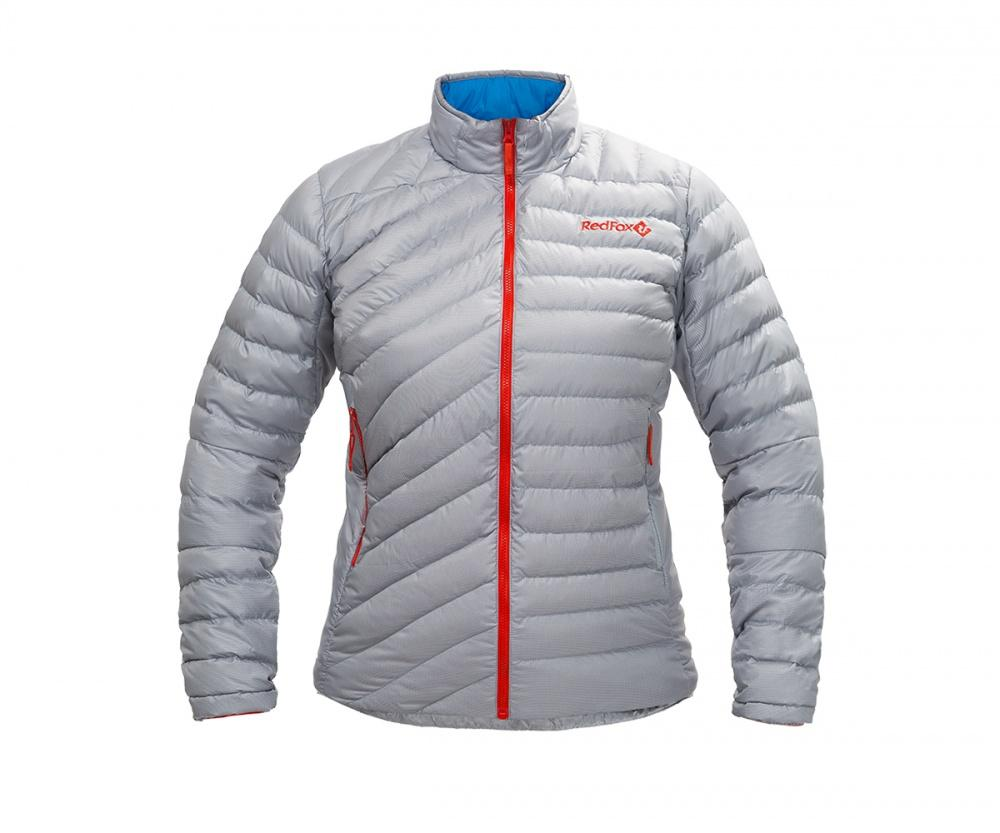Куртка утепленная Prizm Insulator ЖенскаяКуртки<br>Утепленная куртка может использоваться в качестве наружного или среднего утепляющего слоя в холодную погоду. В области торса использован материал PrimaLoft® Down Silver, по бокам – утеплитель PrimaLoft® Gold Active, так что в этой куртке вы точно не за...<br><br>Цвет: Голубой<br>Размер: S