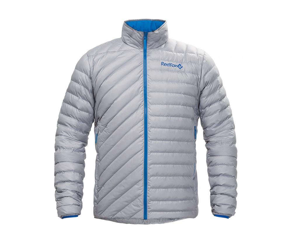 Куртка утепленная Prizm Insulator МужскаяКуртки<br>Утепленная куртка может использоваться в качестве наружного или среднего утепляющего слоя в холодную погоду. В области торса использован материал PrimaLoft® Down Silver, по бокам – утеплитель PrimaLoft® Gold Active, так что в этой куртке вы точно не за...<br><br>Цвет: Голубой<br>Размер: M