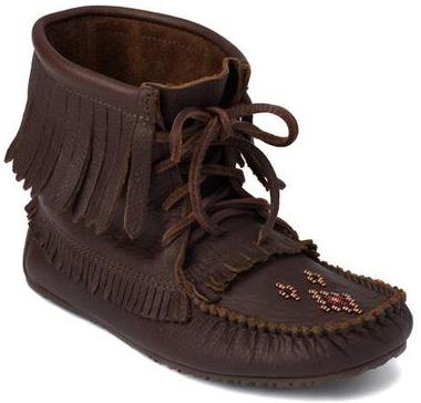 фото Мокасины Harvester Grain Moccasin женск