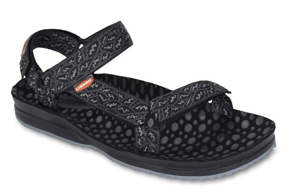 Сандали CREEK IIIСандалии<br><br> Стильные спортивные мужские трекинговые сандалии. Удобная легкая подошва гарантирует максимальное сцепление с поверхностью. Благ...<br><br>Цвет: Темно-серый<br>Размер: 39