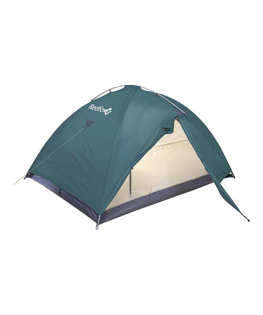 Red Fox Палатка Challenger 3 (, 6100/зеленый, , , SS17)