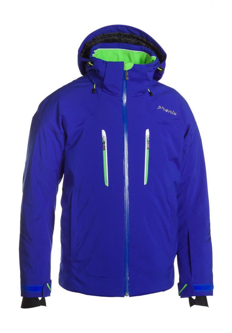 Куртка ES472OT34 Orca Jacket, мужск.Куртки<br><br><br>Цвет: Синий<br>Размер: S