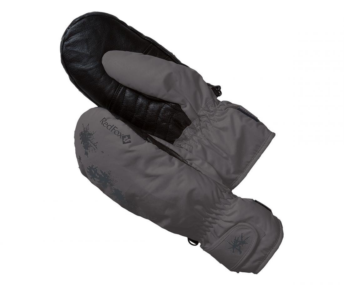 Рукавицы утепленные Paradise II ЖенскиеВарежки<br><br> Прогулочные утепленные рукавицы с ярким дизайном<br><br><br> Основные характеристики<br><br><br>манжет с регулировкой объема на липучке<br>усиления в области ладони<br>карабин для крепления рукавиц к одежде или ме...<br><br>Цвет: Темно-серый<br>Размер: L