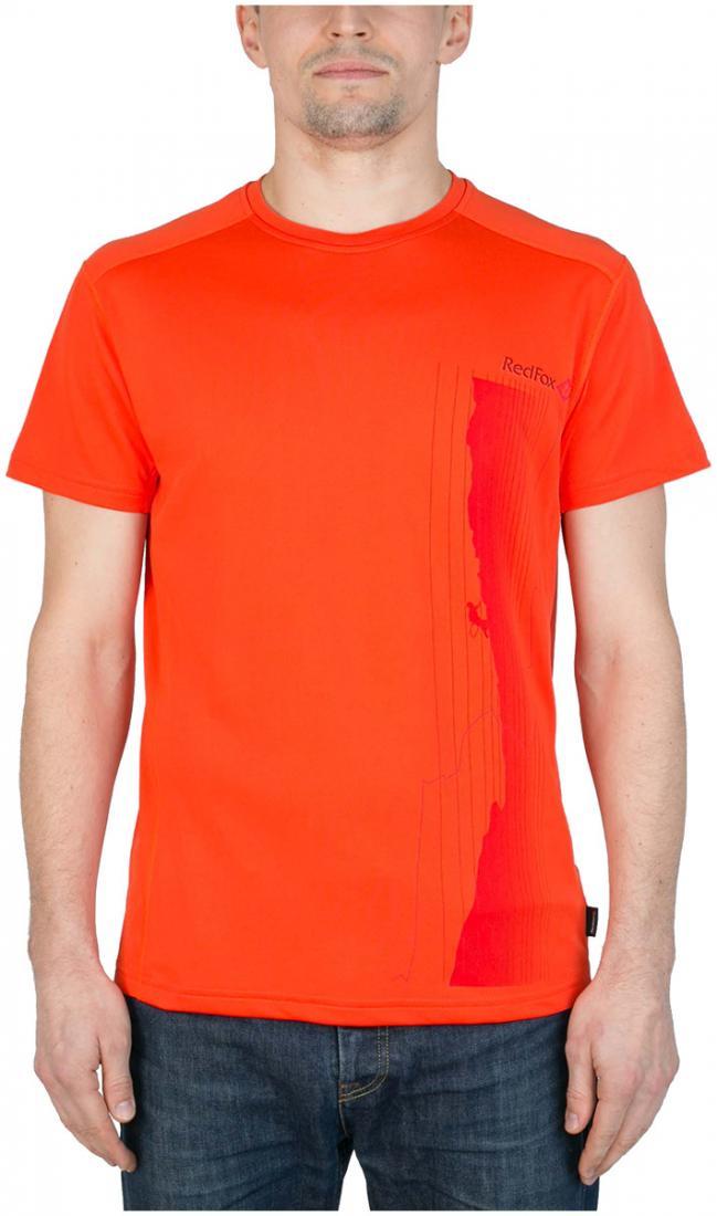 Футболка Hard Rock T МужскаяФутболки, поло<br><br> Мужская футболка «свободного» кроя с оригинальным принтом.<br><br> Основные характеристики:<br><br>материал с высокими показателями воздухопроницаемости<br>обработка материала, защищающая от ультрафиолетовых лучей<br>обрабо...<br><br>Цвет: Оранжевый<br>Размер: 48