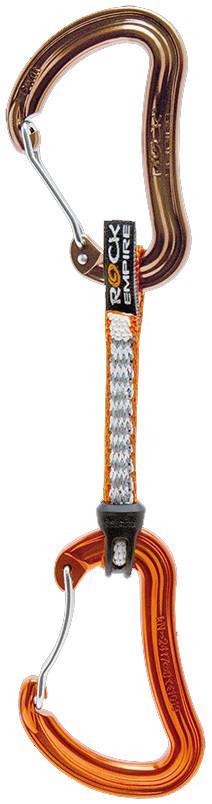 Оттяжки с карабинами RE set SWIFT 10Оттяжки, петли, самостраховки<br>Противоскользящая вставка.<br><br>Материал: Dyneema / Aluminium<br>Длина: 11 см<br>Ширина стропы: 10 мм<br>Нагрузка: 22 kN<br>Вес: 80 г<br><br><br>Цвет: Серый<br>Размер: None