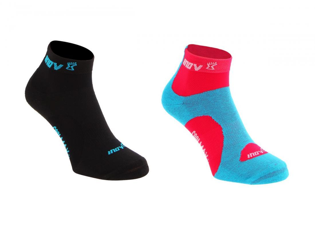 Носки Racesoc midНоски<br>Во время занятий бегом важна не только правильная обувь, но и качественные носки, такие как INOV8 Racesoc mid. Они изготовлены из очень тонкой и легкой ткани и отлично «дышат», что гарантирует максимальный комфорт. Подкладки на подошве увеличивают устойчи...<br><br>Цвет: Синий<br>Размер: S