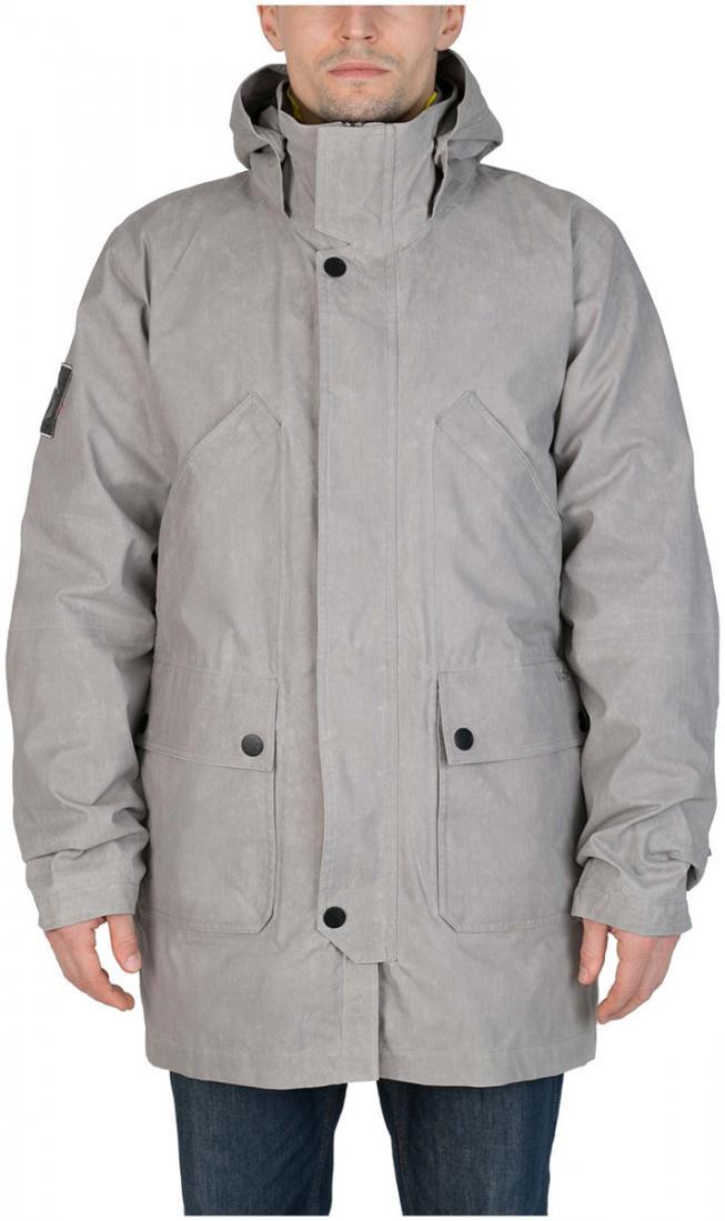 Куртка пуховая BlastКуртки<br><br><br>Цвет: Серый<br>Размер: 54