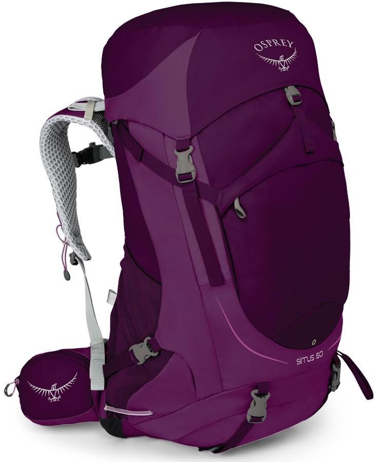 Osprey Рюкзак Sirrus 50 (S-M, Ruska Purple, , ,)