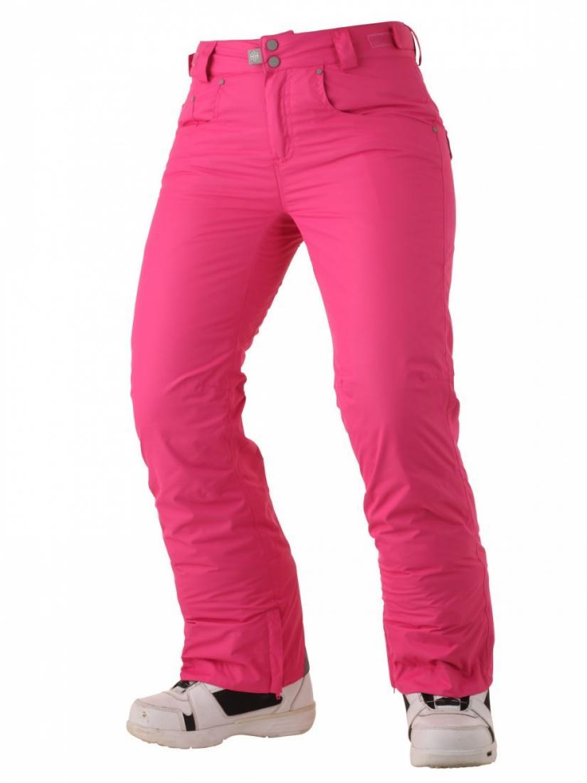 Брюки женские SWZ2100001 AKIRA 8KБрюки, штаны<br>Комфортные горнолыжные брюки Akira подарят Вам исключительное наслаждение от катания. Защиту от ветра и снега обеспечивает надежный  мембранный материал Surftex (8000 мм/8000 г/мм?) . Утеплитель Thermosoft  сохраняет тепло и поддерживает максимальный у...<br><br>Цвет: Розовый<br>Размер: S