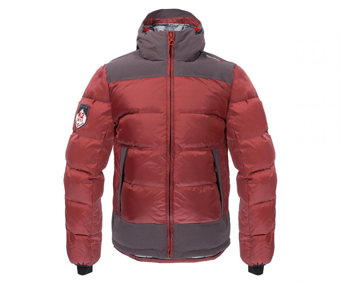 Куртка утепленная XLB RF03Куртки<br>Когда итальянский дизайнер Alessandro Baima услышал рассказ об экспедиции сборной России по альпинизму на одну из самых сложных вершин мира – К2, он был настолько впечатлен и поражен, что посвятил этому событию<br>куртку XLB RF03. Пропитанная духом безгр...<br><br>Цвет: Бордовый<br>Размер: 58