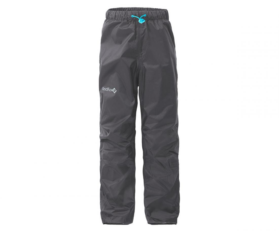 Брюки ветрозащитные Fox Light ДетскиеБрюки, штаны<br><br> Обновленные прочные и водонепроницаемые демисезонные брюки для подростков. Защита низа брюк по внутреннему краю и классический спортивный кройгарантируют тепло и комфорт при любой погоде.<br><br><br>материал:Dry factor 5000.<br>доп...<br><br>Цвет: Темно-серый<br>Размер: 128
