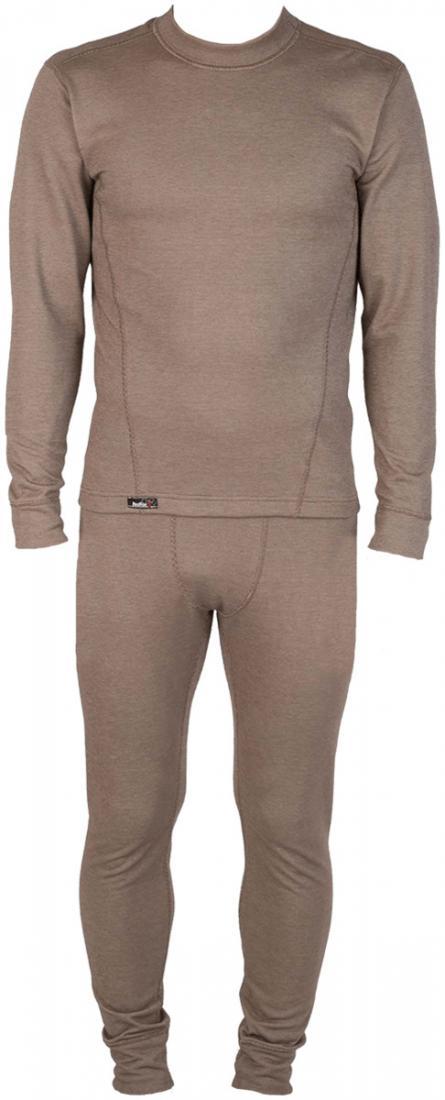 Термобелье костюм King Dry II МужскойКомплекты<br><br> Мужское термобелье c высокими влагоотводящими характеристиками. идеально в качестве базового слоя для занятий зимними видами активности, а также во время прогулок и ношения каждый день.<br><br><br> Основные характеристики<br><br><br><br><br>...<br><br>Цвет: Коричневый<br>Размер: 46