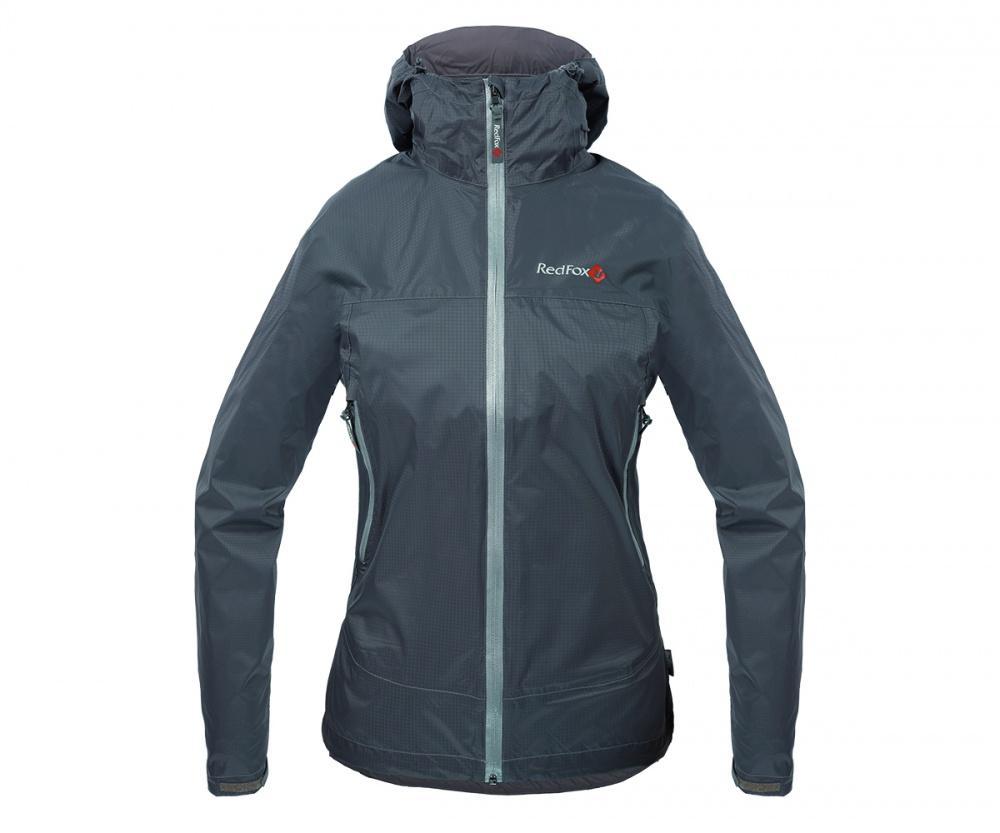 Куртка ветрозащитная Long Trek ЖенскаяКуртки<br><br> Надежная, легкая штормовая куртка; защитит от дождяи ветра во время треккинга или путешествий; простаяконструкция модели удобна и дл...<br><br>Цвет: Темно-серый<br>Размер: 42