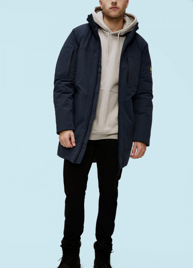 Kanuk Куртка мужская Odyssee ThinDown M No fur (M\M, DARK BLUE, , ,) цены онлайн