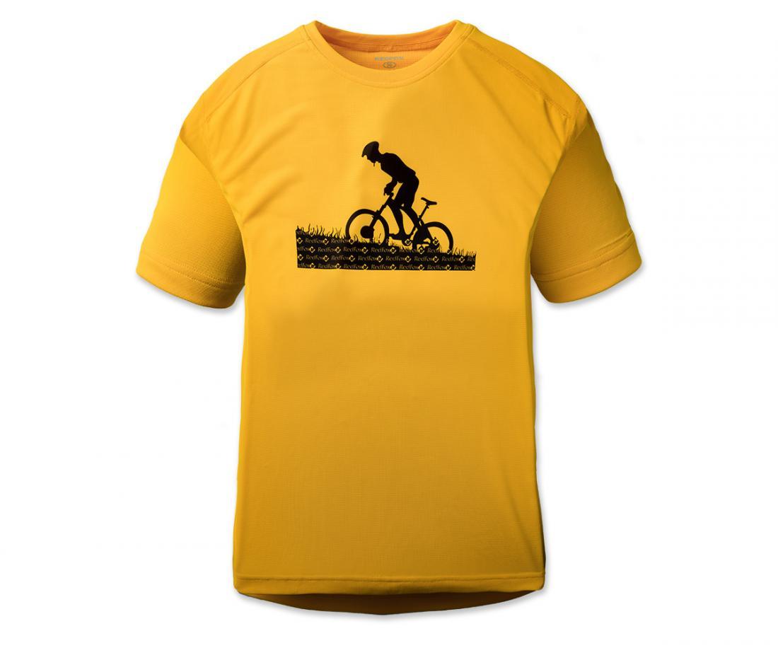 Футболка Mul Tee MФутболки, поло<br>Легкая спортивная футболка из серии Multisport, предназначенная для любых видов активности на открытом воздухе.<br> <br><br>Материал – Quick Dry Pol...<br><br>Цвет: Желтый<br>Размер: 46