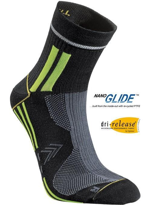 Носки Running Thin MultiНоски<br><br> Мы постоянно работаем над совершенствованием наших носков. Используя самые современные технологии, мы улучшаем качество и функциональность носков. Одна из последних инноваций – материал Nano-Glide™, делающий носки в 10 раз прочнее. <br><br> &lt;br...<br><br>Цвет: Темно-серый<br>Размер: 34-36