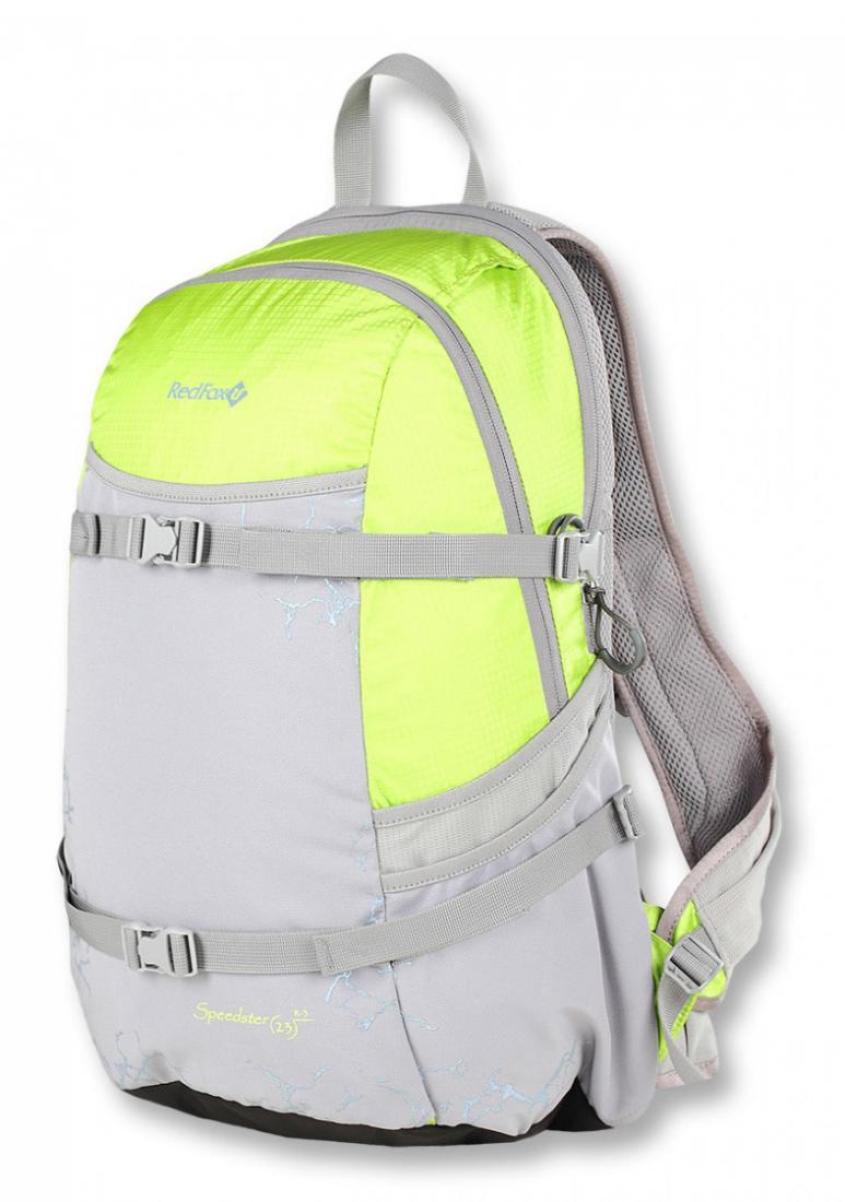 Рюкзак Speedster 23 R-3Рюкзаки<br><br>Speedster 23 R-3 – легкий функциональный мультиспортивный рюкзак. модель отличается повышенной износостойкостью благодаря материалу Robic®.<br>...<br><br>Цвет: Зеленый<br>Размер: 23 л