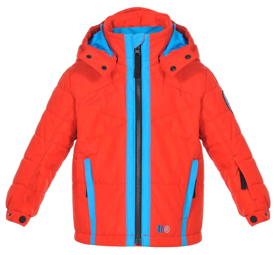 Куртка мемб. W16-0902-BBBYКуртки<br>Poivre Blanc W16-0902-BBBY – это стеганая, стильная и эргономичная куртка для мальчиков. Оснащена снегозащитной юбкой,  съемным капюшоном, несколькими карманами и флисовой подкладкой на вортонике для дополнительного комфорта.  Внешняя ткань куртки обла...<br><br>Цвет: Красный<br>Размер: 4A