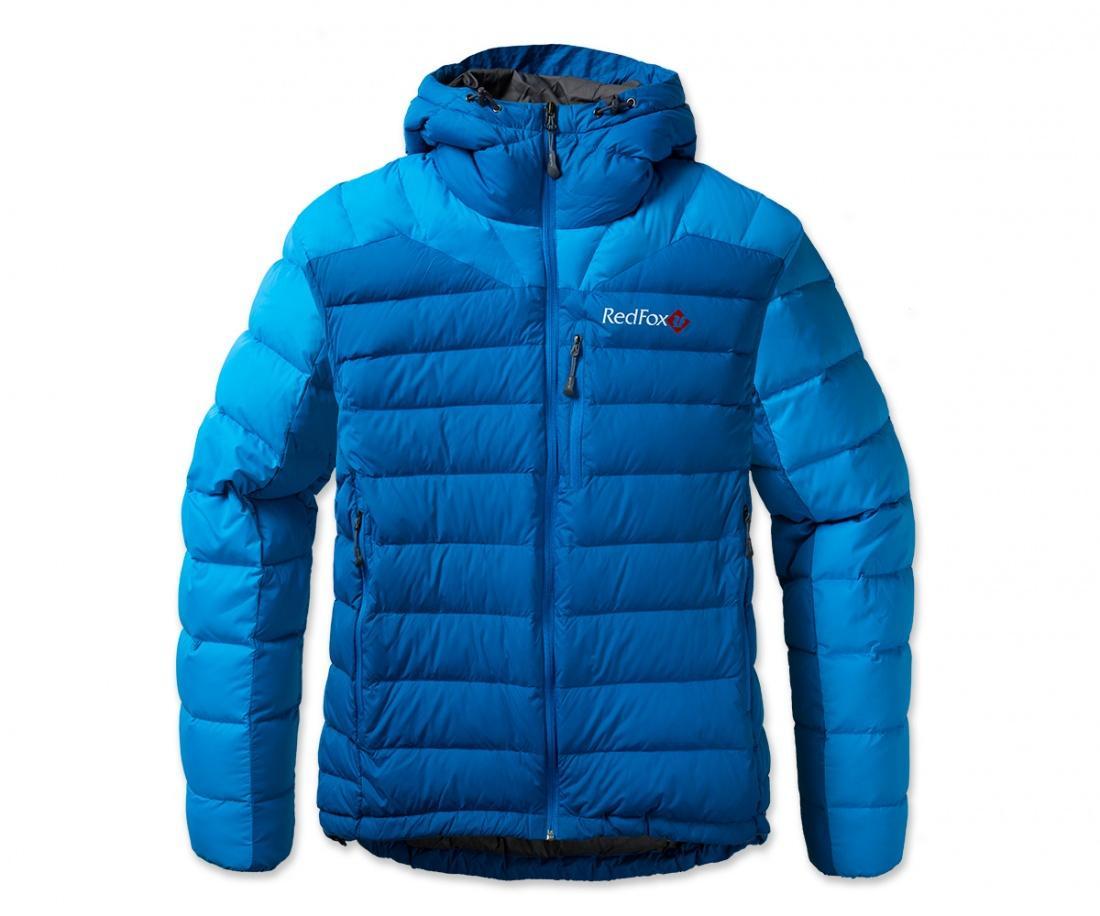 Куртка пуховая Flight liteКуртки<br><br><br>Цвет: Голубой<br>Размер: 56