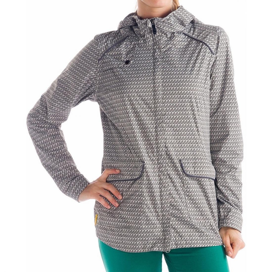 Куртка LUW0229 CAMDEN JACKETКуртки<br>CAMDEN JACKET – легкая женская куртка с капюшоном, которая может использоваться как ветровка, часть спортивной экипировки  или в качестве повсед...<br><br>Цвет: Серый<br>Размер: L