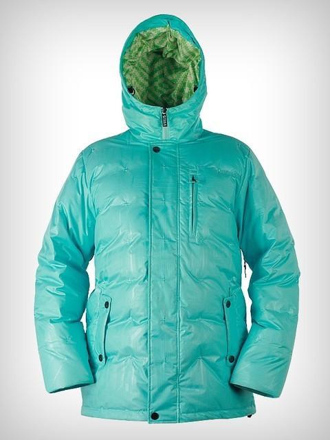 Куртка пуховая GrizzlyКуртки<br><br><br>Цвет: Голубой<br>Размер: 50