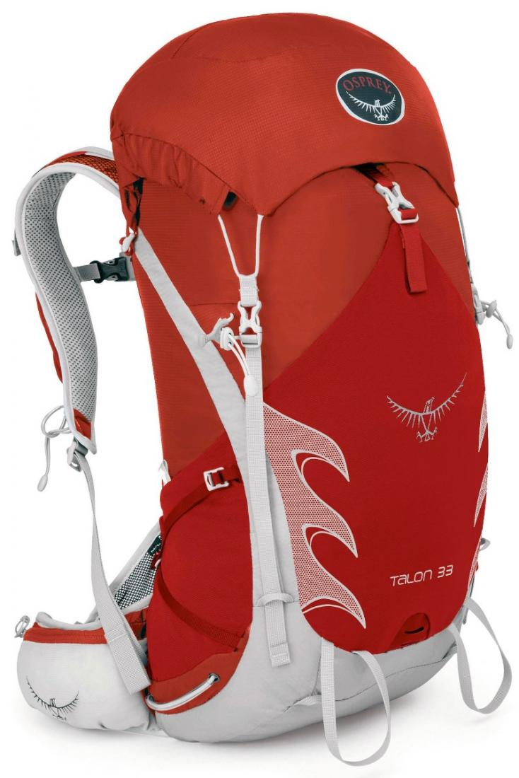 Osprey Рюкзак Talon 33 (M-L, Martian Red, , ,) цена 2017