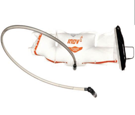 Гидратор 1L H2Orizonta reservoirПитьевые системы<br><br><br><br> Гидратор 1L H2Orizonta Reservoir от компании Inov-8 может использоваться вместе с рюкзаками из коллекции Pro и является незаменимым спутником путешественников. Простой в использовании, он позволяет сделать необходимые запасы воды и имеет...<br><br>Цвет: Белый<br>Размер: 1 л