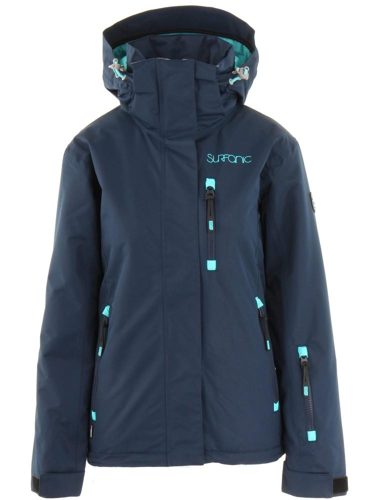 Куртка утепленная SWY2000 SUGAR 8K жен.Куртки<br>Яркая и стильная горнолыжная куртка. Отличные технические характеристики куртки, продуманный дизайн и комфортная посадка - залог хорошего настроения на склоне.<br><br>проклеенные швы в критических зонах<br>регулируемый капюшон в двух нап...<br><br>Цвет: Бирюзовый<br>Размер: XS