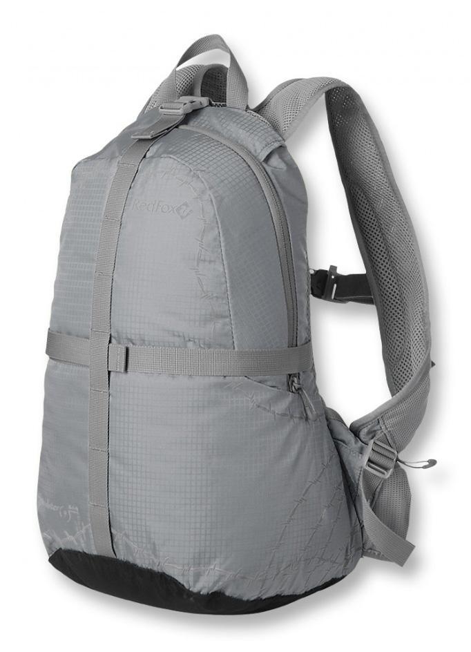 Рюкзак Speedster 9 R-1-AРюкзаки<br><br>  Удобный рюкзак для городских целей.<br><br><br><br>Active подвесная система<br>Грудной фиксатор лямок (и/или) боковые стяжки<br>2 ...<br><br>Цвет: Серый<br>Размер: 9 л