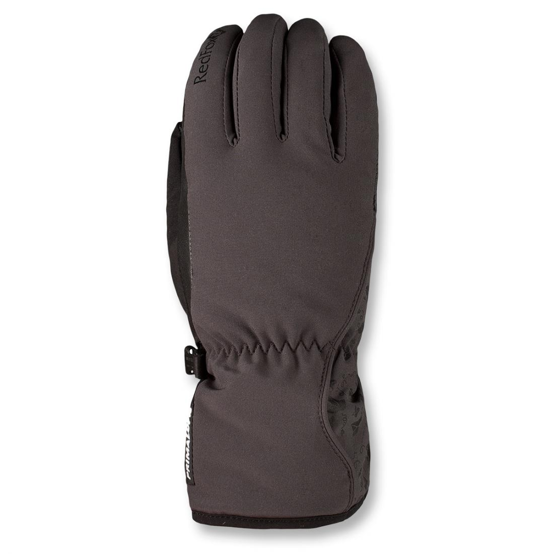 Перчатки женские RozaryПерчатки<br><br><br>Цвет: Черный<br>Размер: L