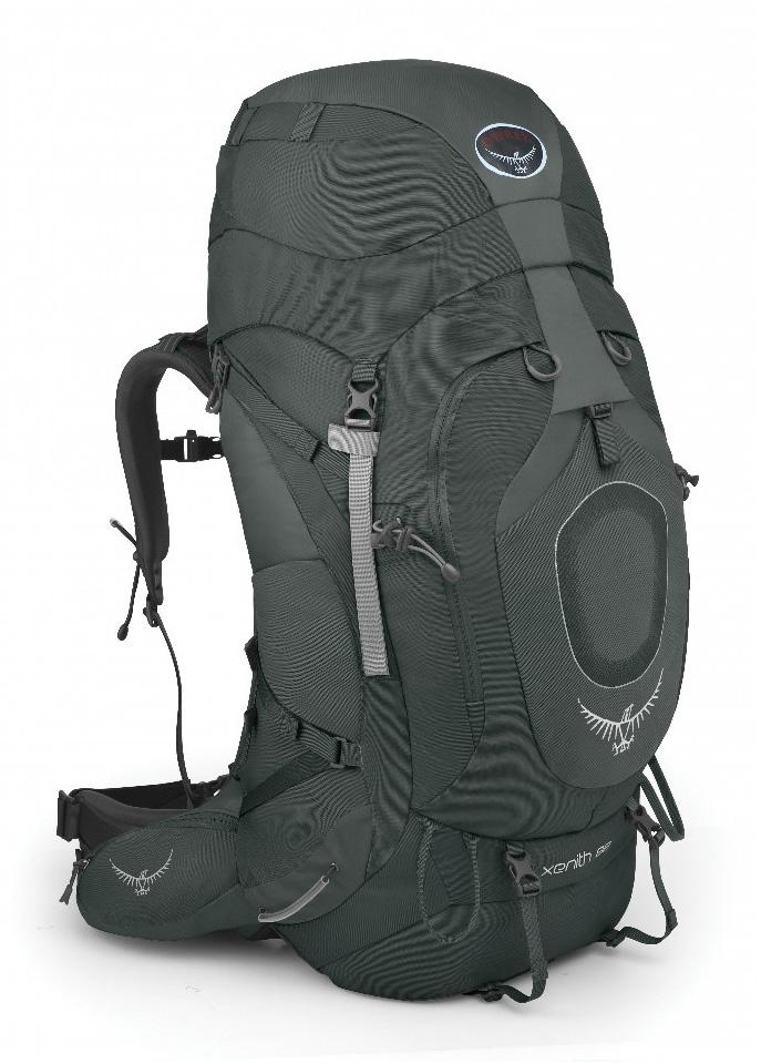 купить Osprey Рюкзак Xenith 88 (L, Graphite Grey, ,) недорого