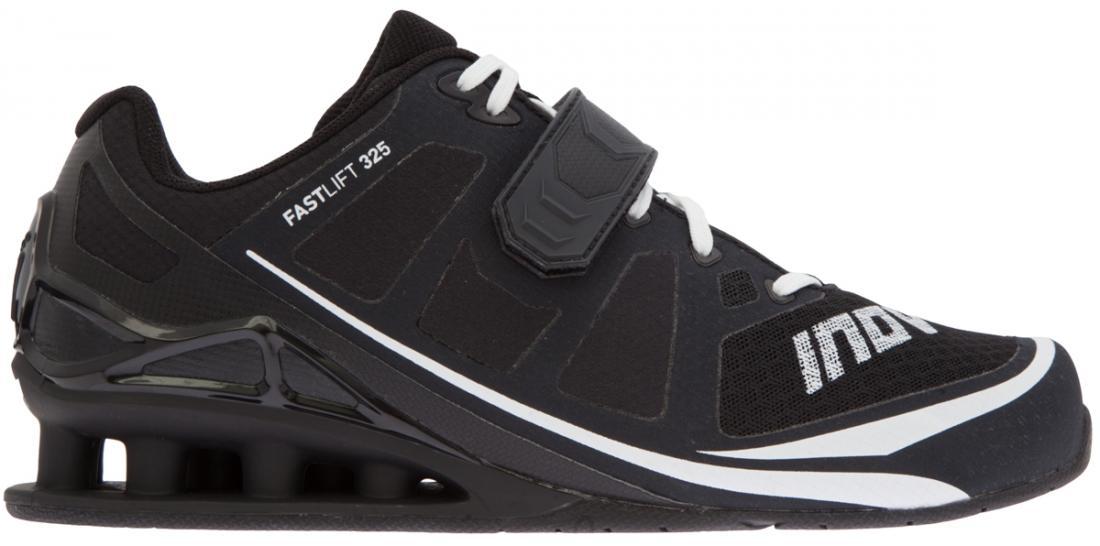 Кроссовки мужские FastLift 325Бег, Мультиспорт<br><br><br>Цвет: Черный<br>Размер: 7.5