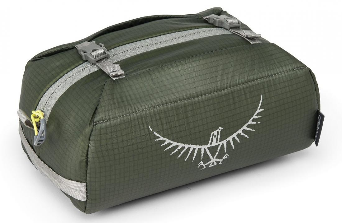 Фото - Косметичка WashBag Padded от Osprey Косметичка WashBag Padded Серый
