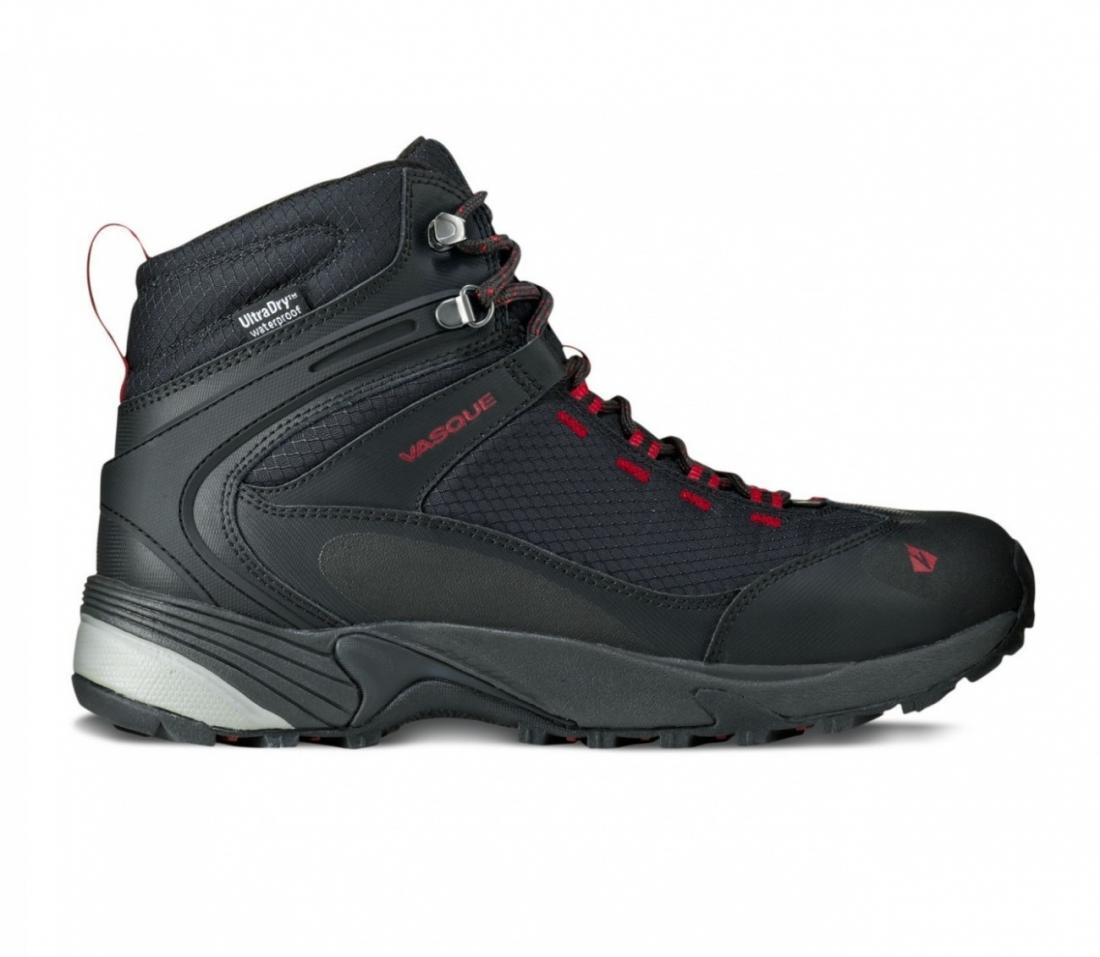 Ботинки 7818 Snow Junkie UDХайкинговые<br><br> Модель SnowJunkie UD настоящий зимний кроссовок. Объединяющий сцепление и удобство кроссовка для пересеченной местности с комфортом зимнего ботинка, он создан для спорта в холодную погоду. Мембрана UD и утепление 200гр Thinsulate и больше ничего ли...<br><br>Цвет: Черный<br>Размер: 10