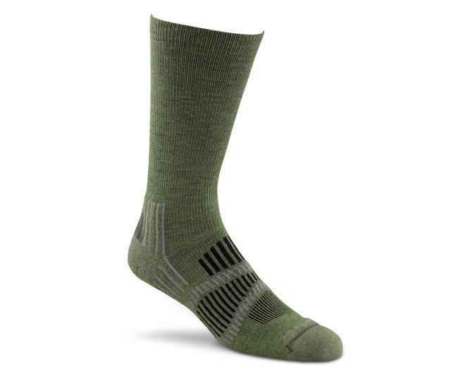 Носки турист. 2336 Stowe Lt CrewНоски<br><br> Эти носки foxsox из износостойкого PRIMALOFT® tподходят для любого путешествия. Носки Helix Fit™ fповторяют форму стопы, поддерживая ее во время дв...<br><br>Цвет: Зеленый<br>Размер: M