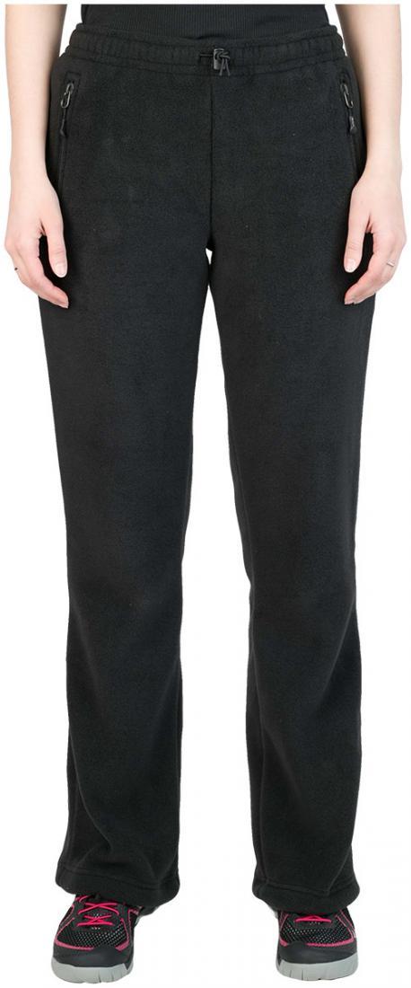 Брюки Camp ЖенскиеБрюки, штаны<br><br> Теплые спортивные брюки свободного кроя. Обладают высокими дышащими и теплоизолирующими свойствами. Могут быть использованы в качестве среднего утепляющего слоя в холодную погоду.<br><br><br>основное назначение: походы, загородный отдых &lt;/li...<br><br>Цвет: Черный<br>Размер: 44
