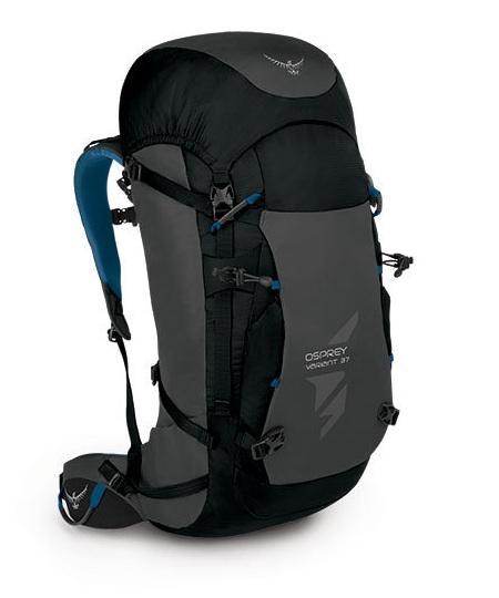 Рюкзак Variant 52Туристические, треккинговые<br>Надежный зимний рюкзак для альпинистских восхождений, с которым можно отправиться на маршрут по глубокому снегу, на ледопады и ледяные разломы. Предполагающий переноску тяжелого груза, он оснащен встроенным периферийным каркасом с прессованной задней п...<br><br>Цвет: Черный<br>Размер: 52 л