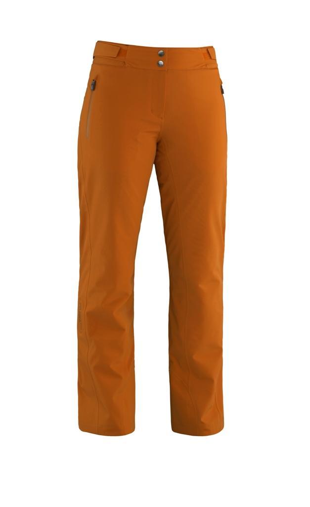 Брюки Sonic жен.г/лБрюки, штаны<br><br> Женские брюки Sonic позволят обладательнице всегда выглядеть стильно и женственно  как на горнолыжной трассе, так и во время зимнего активного отдыха. Легкие и комфортные, они идеально сидят на фигуре, а разнообразие цветов позволяет выбрать наибол...<br><br>Цвет: Темно-оранжевый<br>Размер: 34