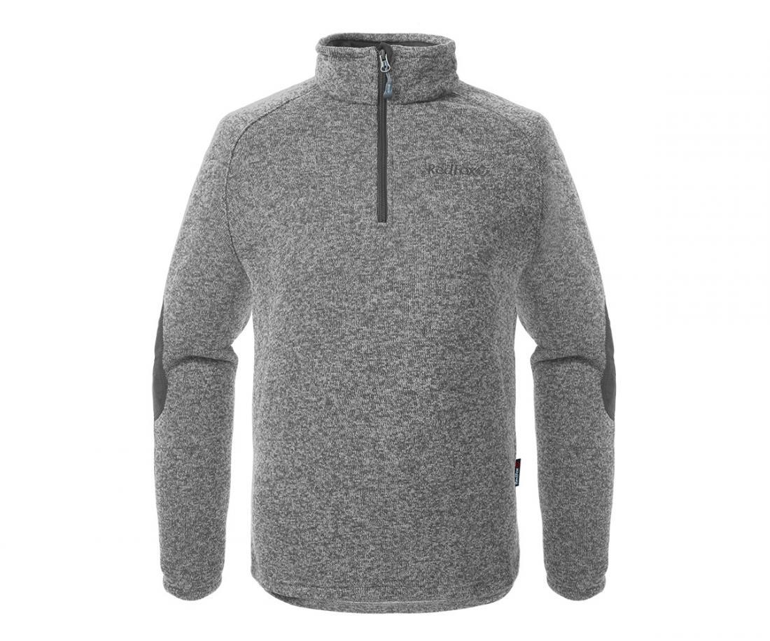 Свитер AniakСвитеры<br><br> Комфортный и практичный свитер для холодного времени года, выполненный из флисового материала с эффектом «sweater look».<br><br><br> Основные ха...<br><br>Цвет: Темно-серый<br>Размер: 46