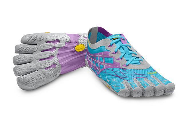 Мокасины Vibram  FIVEFINGERS SEEYA LS WVibram FiveFingers<br><br> В ультра легкую модель SEEYA LS добавлена универсальность привычных кроссовок. Обновленная, технически стилизованная верхняя часть оснащ...<br><br>Цвет: Голубой<br>Размер: 36