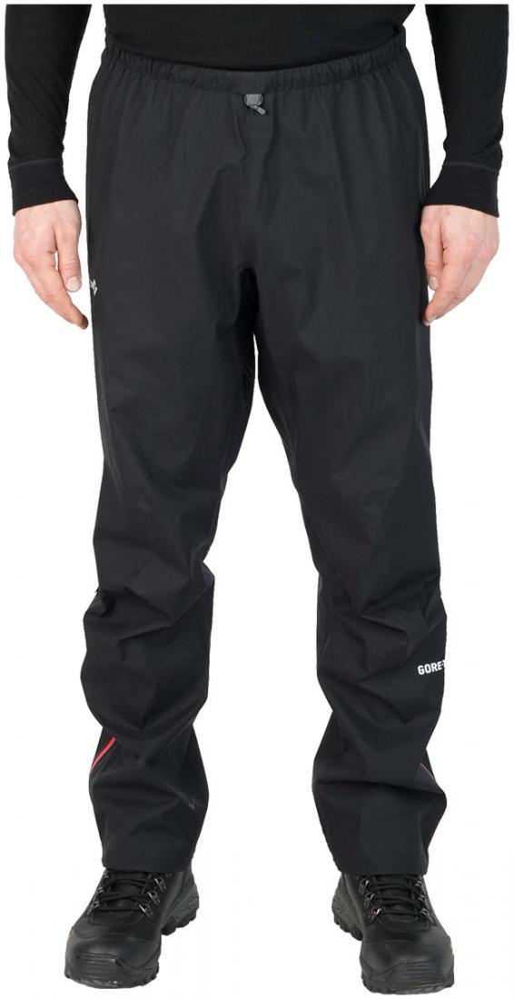 Брюки ветрозащитные SkyБрюки, штаны<br><br> Легкие штормовые брюки для скоростных восхождений, изготовлены из инновационного материала GoRE-TEX® Active: самый низкий вес при высокой прочности и самые высокие показатели паропроницаемости при максимальной защите от дождя и ветра.<br><br><br>...<br><br>Цвет: Черный<br>Размер: 48