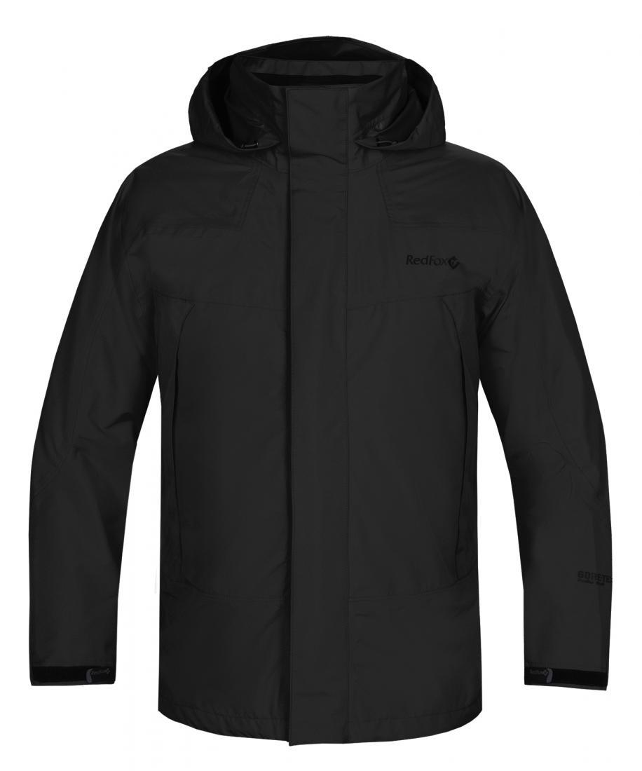 Куртка ветрозащитная Rain Fox II GTXКуртки<br>Легкая штормовая куртка для защиты от дождя и ветра.  <br> <br> Особенности: <br><br>Материал:  GORE-TEX® Paclite<br>Вес: 410гр<br>Гарантия непромокаемости GORE-TEX® с технологией Paclite®<br>Анатомическая форма...