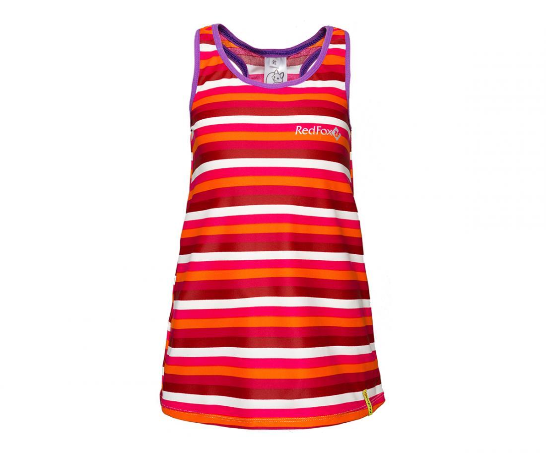 Платье Bella ДетскоеПлатья, юбки<br>Для маленьких принцесс наши дизайнеры придумали яркое платье-клеш из функционального и приятногок телу материала.Платье моментально вы...<br><br>Цвет: Красный<br>Размер: 116