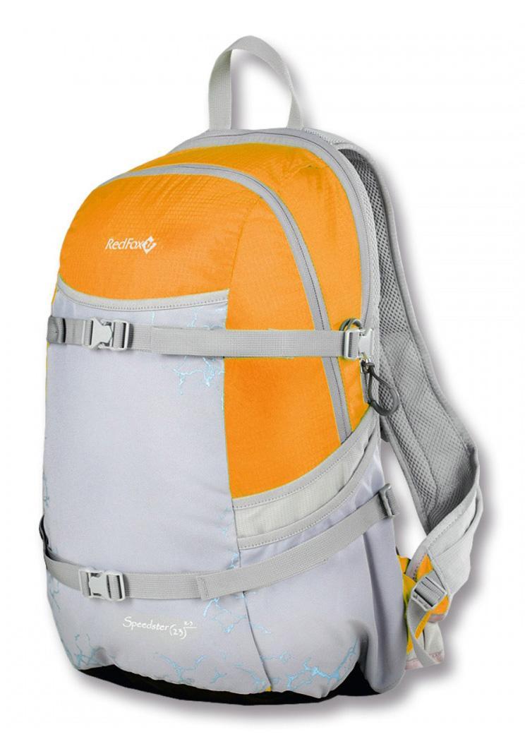 Рюкзак Speedster 23 R-3Рюкзаки<br><br><br>Цвет: Оранжевый<br>Размер: 23 л
