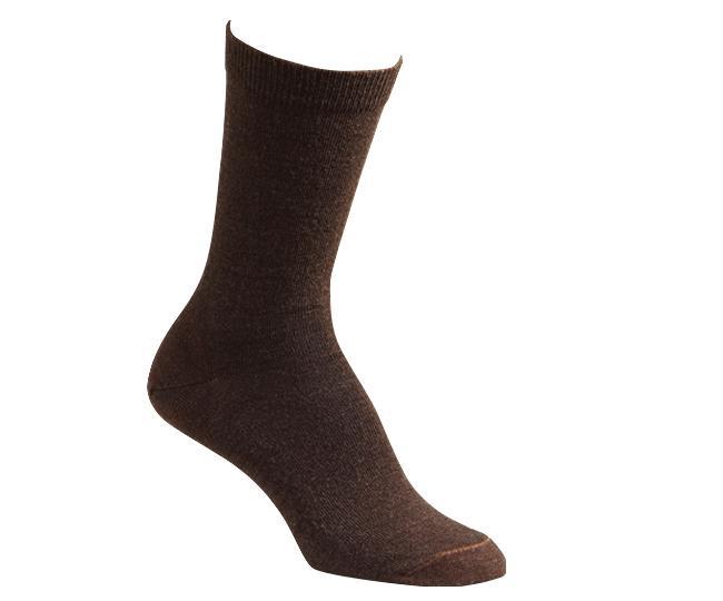 Носки повседневные жен.4512 BASIC CREWНоски<br><br> Повседневные женские носки FoxRiver Basic Crew — это классика жанра, которая всегда будет актуальна. Они тонкие, но довольно теплые, благодаря в...<br><br>Цвет: Коричневый<br>Размер: L