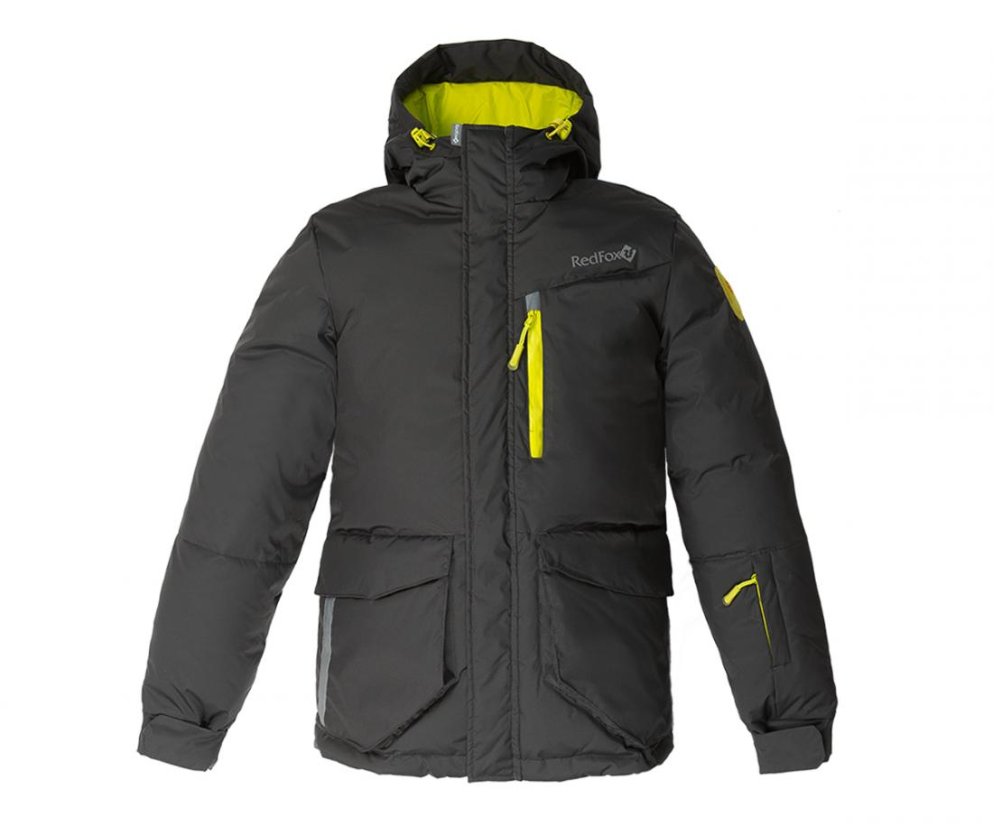 Куртка пуховая Glacier ДетскаяКуртки<br>Практичная и функциональная пуховая куртка для мальчиков. Если ваш ребенок проводит много времени на холоде или занимается зимними видами...<br><br>Цвет: Темно-серый<br>Размер: 140