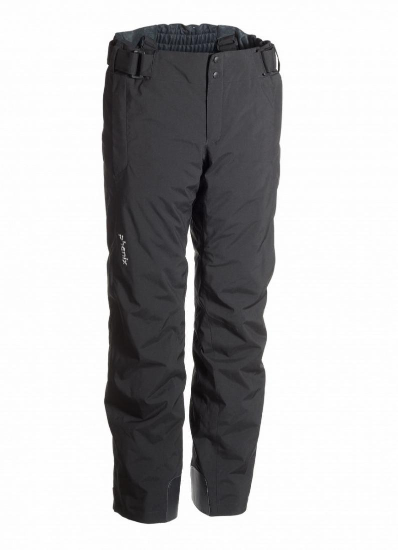 Брюки ES472OB31 Matrix III Salopette г/л муж.Брюки, штаны<br><br> Мужские утепленные брюки пользуются неизменной популярностью у любителей горных лыж и активного времяпровождения. Phenix Matrix III Salopette отл...<br><br>Цвет: Черный<br>Размер: 54