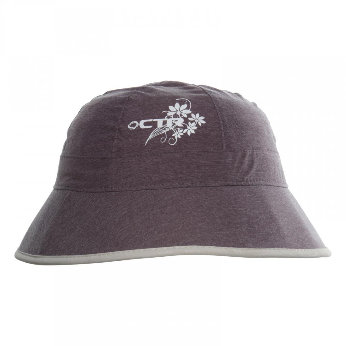 Панама Chaos  Stratus Cloche Rain Hat (женс)Панамы<br><br><br>Цвет: Фиолетовый<br>Размер: S-M
